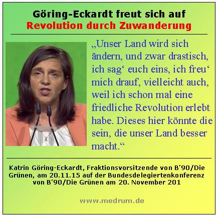 was will die grne gring eckardt - Gring Eckardt Lebenslauf